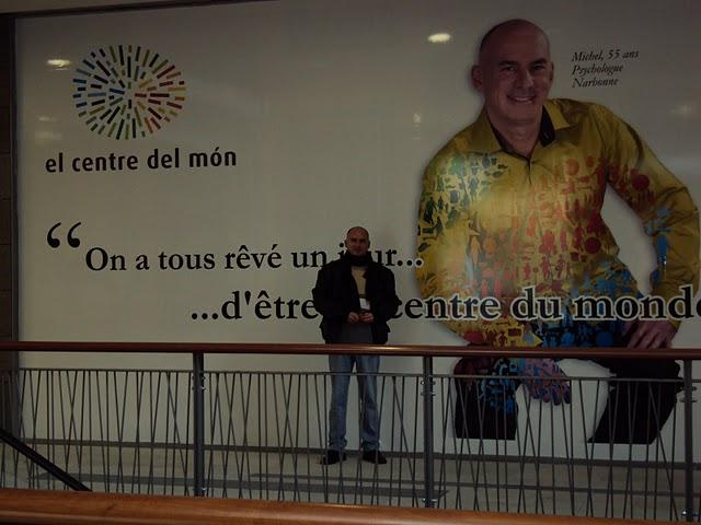 Michel sidobre centre du monde